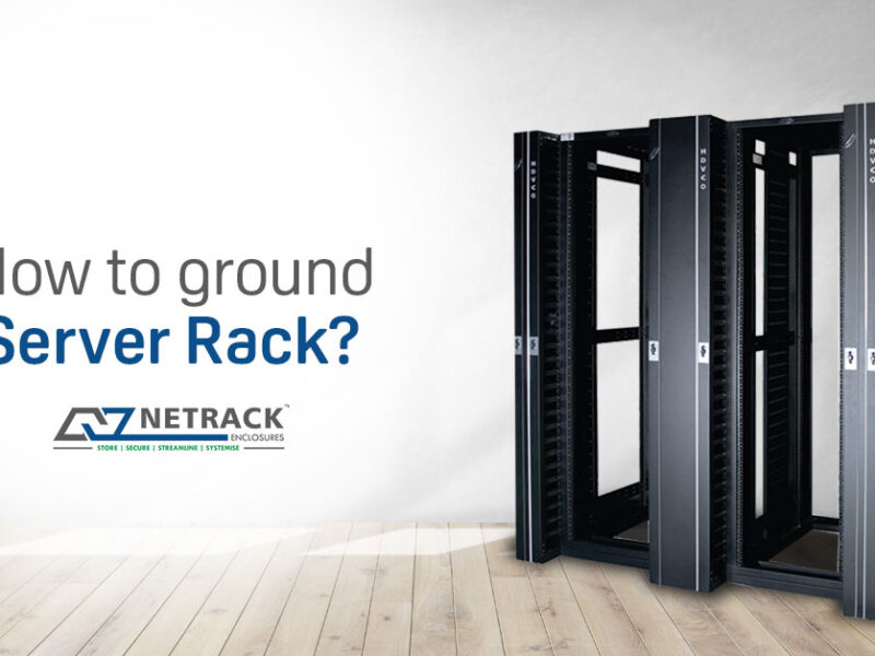 Ground Server Rack