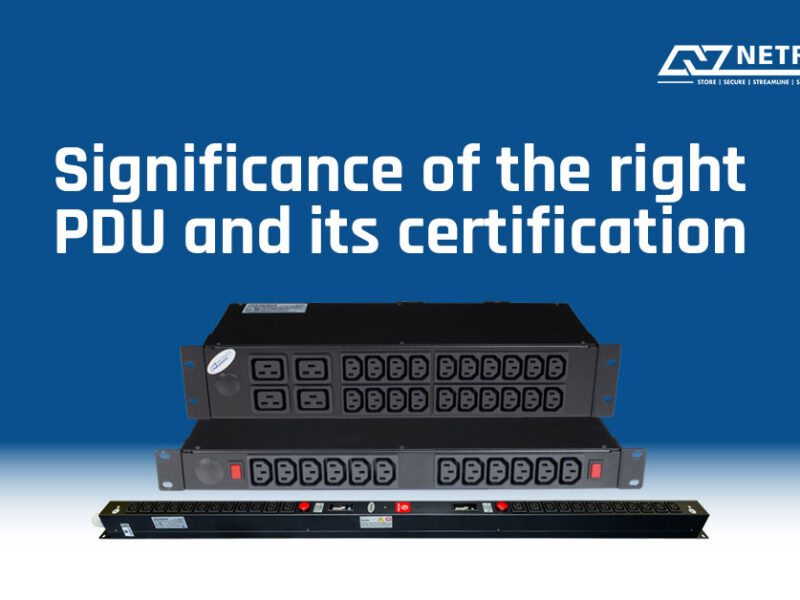 Signifance of the right PDU and its certification